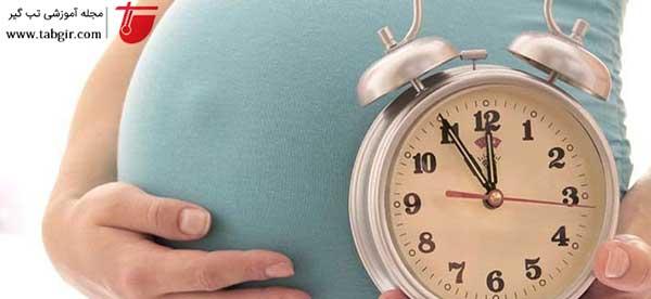 زایمان زودرس و فشار خون بالا در بارداری