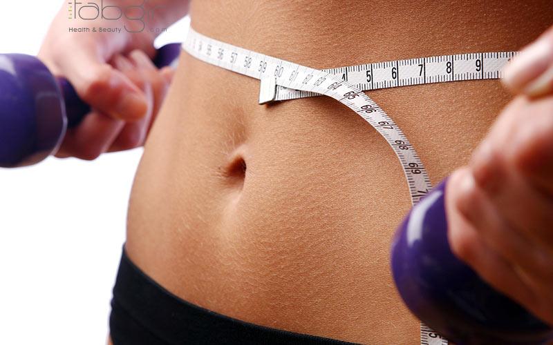 برای لاغری شکم چه باید کرد
