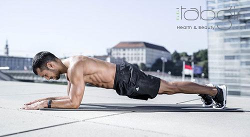 حرکت پلانک برای لاغری