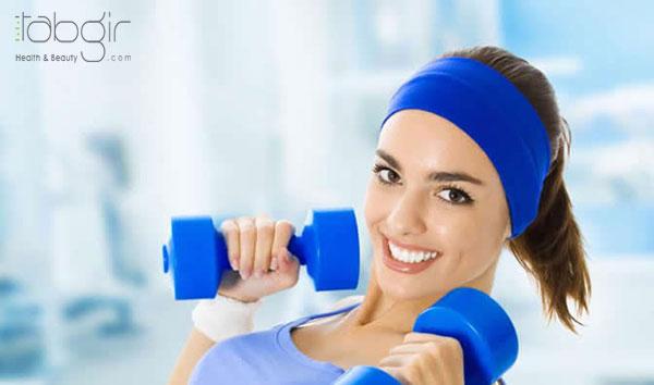 تمرینات ورزشی در رژیم اتکینز