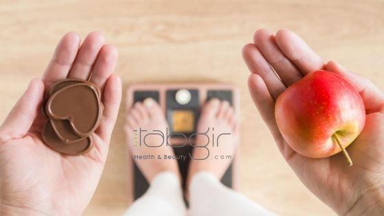 کاهش وزن اصولی و صحیح