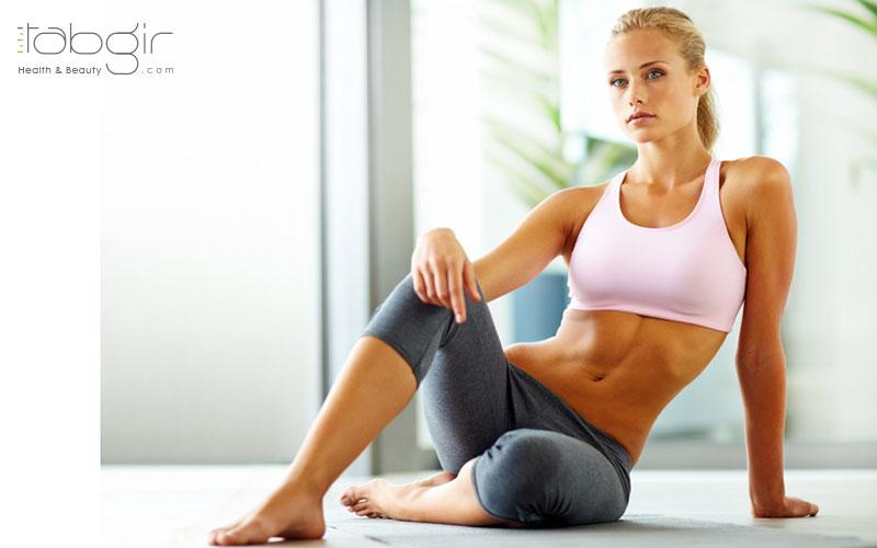 ورزش بعد از ابدومینوپلاستی